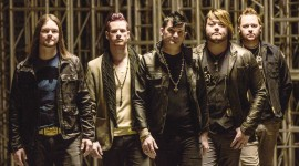 Hinder Wallpaper For Desktop