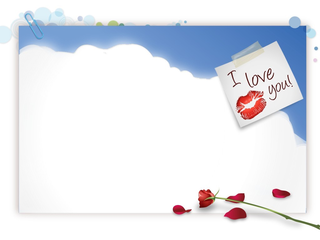 I Love You Frame Wallpapers High Quality | Download Free