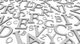 Letters Wallpaper Gallery