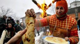 Maslenitsa Desktop Wallpaper HD