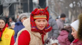 Maslenitsa High Quality Wallpaper