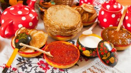 Maslenitsa Wallpaper HD