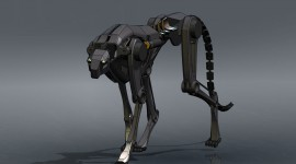 Mechanized Animals Wallpaper For PC