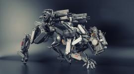 Mechanized Animals Wallpaper High Definition