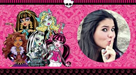 Monster High Frame Photo Free