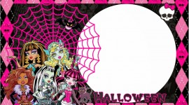 Monster High Frame Wallpaper For PC