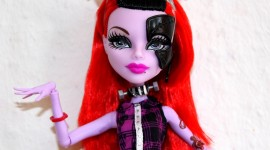 Monster High Freaky Fusion Photo