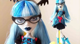 Monster High Freaky Fusion Photo Free