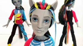 Monster High Freaky Fusion Photo Free#1