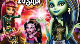 Monster High Freaky Fusion For Mobile