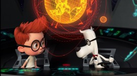 Mr. Peabody & Sherman Aircraft Picture