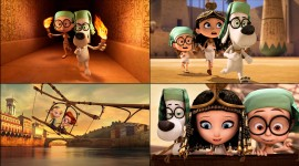 Mr. Peabody & Sherman Pics