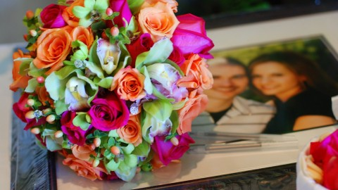 Multi Colored Bouquets wallpapers high quality
