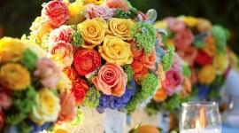 Multi Colored Bouquets Photo Download
