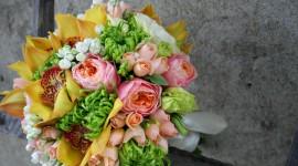 Multi Colored Bouquets Photo Free#1