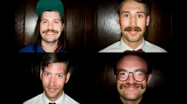 Mustache Wallpaper For PC