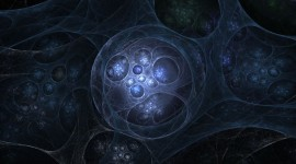 Neural Network Art Wallpaper Background