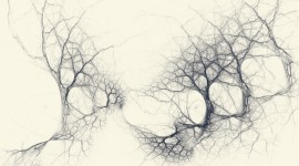 Neural Network Art Wallpaper HD