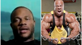 Phil Heath Pics
