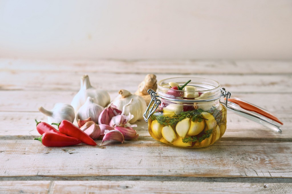 Pickled Garlic wallpapers HD