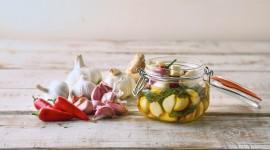 Pickled Garlic Best Wallpaper