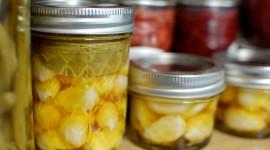 Pickled Garlic Wallpaper Download Free