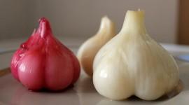 Pickled Garlic Wallpaper HQ