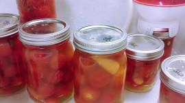 Pickled Tomatoes Desktop Wallpaper For PC
