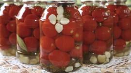 Pickled Tomatoes Desktop Wallpaper HD