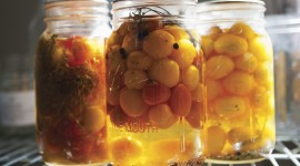Pickled Tomatoes Photo Download