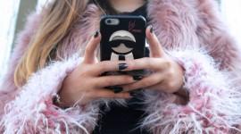 Pink Fur Wallpaper Download