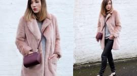 Pink Fur Wallpaper Free