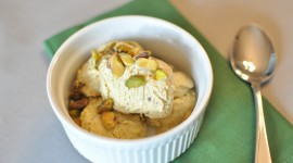 Pistachio Ice Cream Wallpaper Download