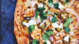 Pizza Diablo Wallpaper For IPhone