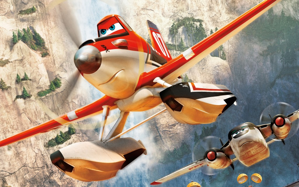 Planes Fire And Rescue wallpapers HD