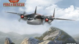 Planes Fire And Rescue Desktop Wallpaper