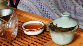 Puer Tea High Quality Wallpaper