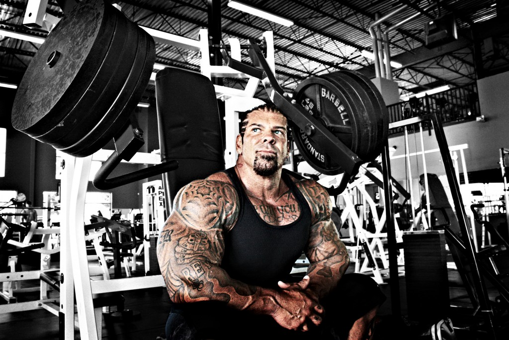 Rich Piana wallpapers HD