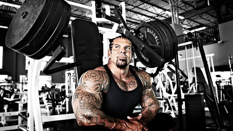 Rich Piana wallpapers high quality