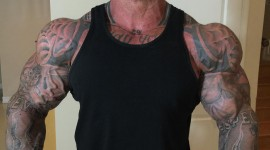 Rich Piana Wallpaper For Android