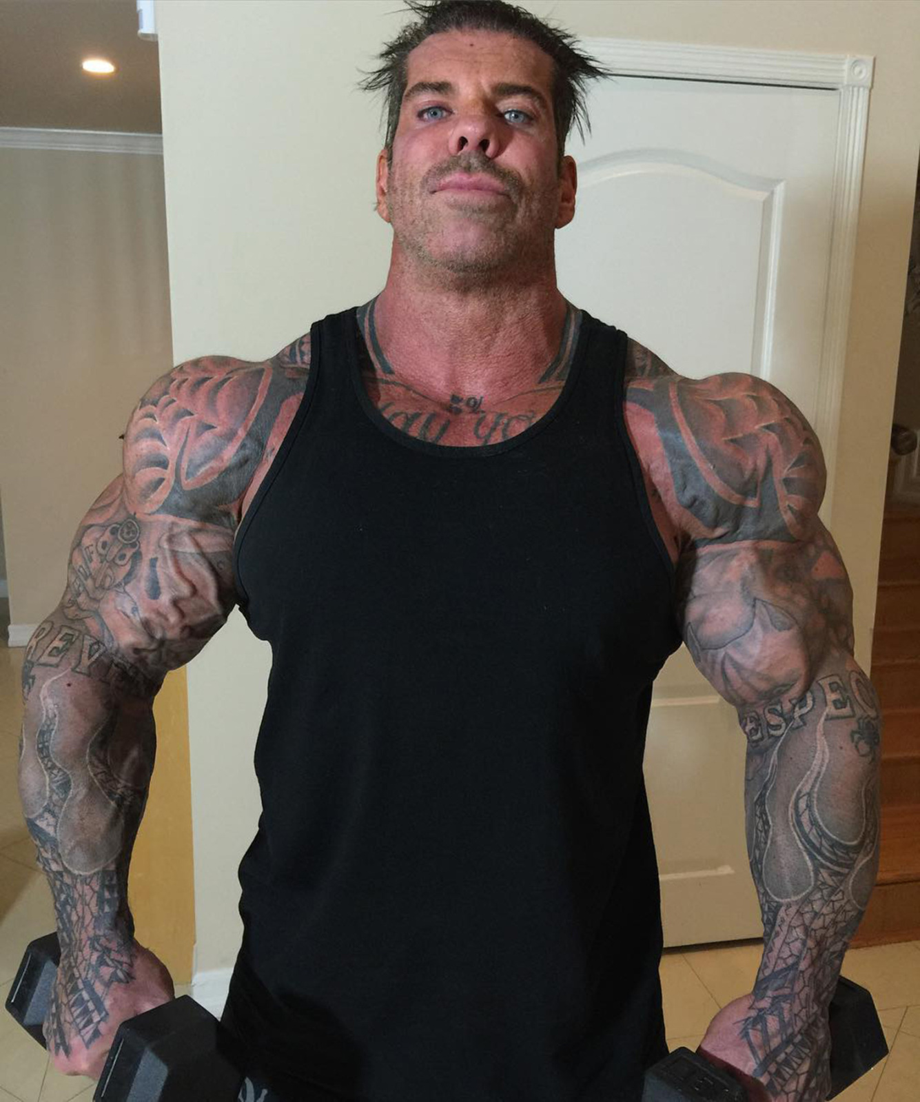 Jason Momoa Transformation: Rich Piana Wallpapers High Quality