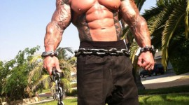 Rich Piana Wallpaper For IPhone