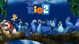 Rio 2 Best Wallpaper