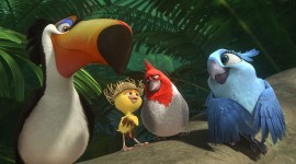 Rio 2 Desktop Wallpaper HD