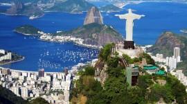 Rio De Janeiro Desktop Wallpaper HD