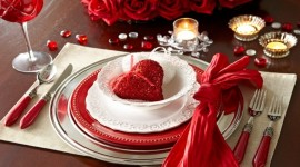 Romantic Table Best Wallpaper