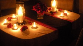 Romantic Table Photo Download