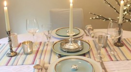 Romantic Table Photo Free