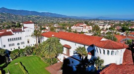 Santa Barbara Wallpaper Download Free