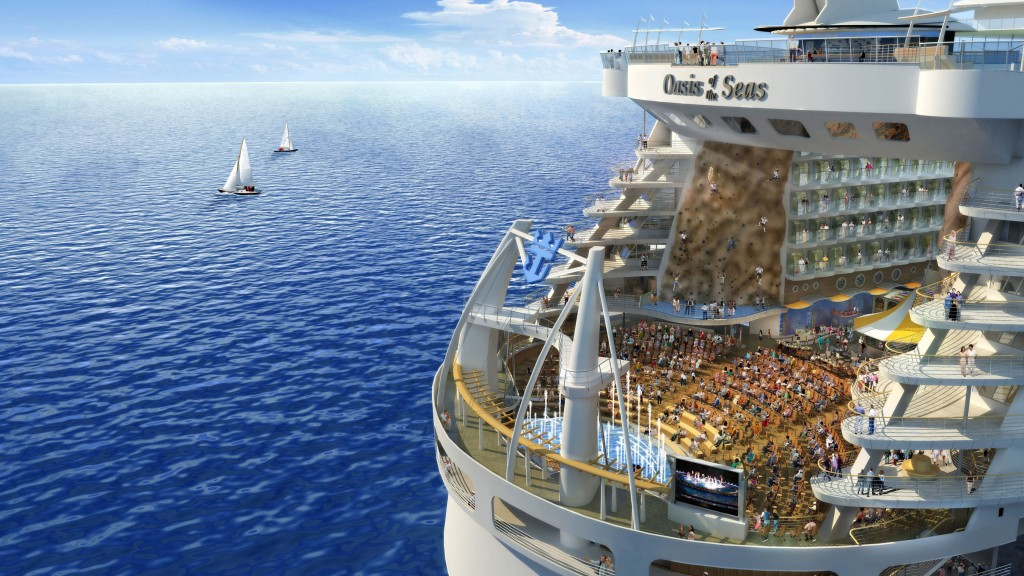 Sea ​​Cruise wallpapers HD